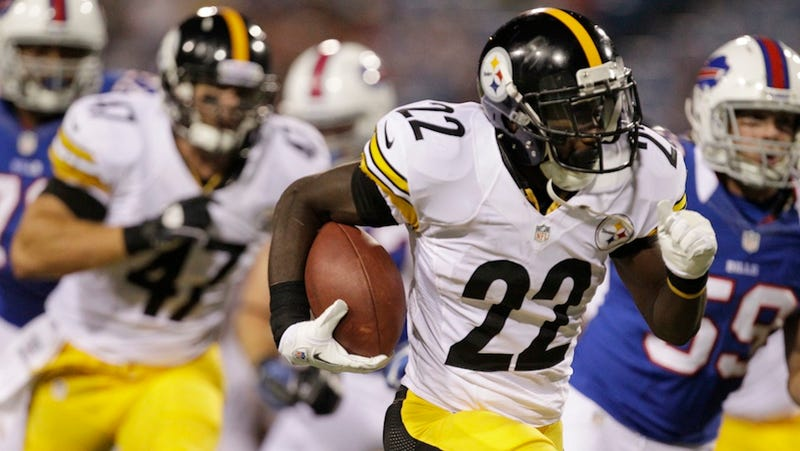 "Steelers RB Chris Rainey, Who Once Texted ""Time To Die Bitch"" To A Woman, Arrested For Allegedly Slapping His Girlfriend [UPDATE]"