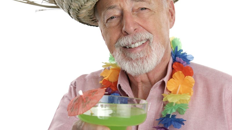 Booze Protects Against Dementia