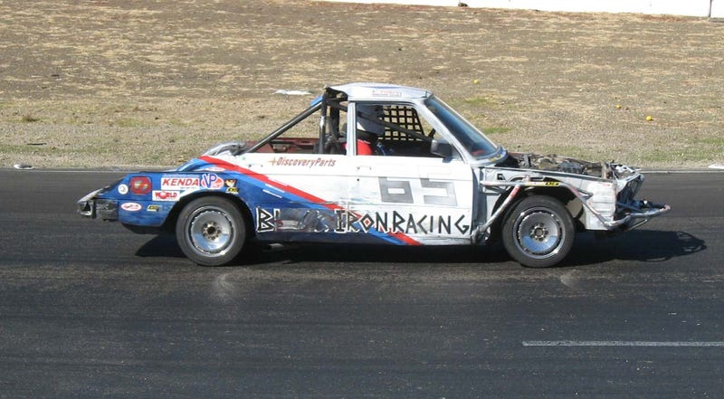 Nice Price Or Crack Pipe: Turnkey, Race-Ready, 24 Hours Of LeMons-Winning BMW 535i For $433?