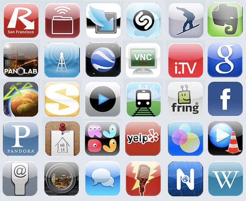 The Best iPhone Apps of 2008