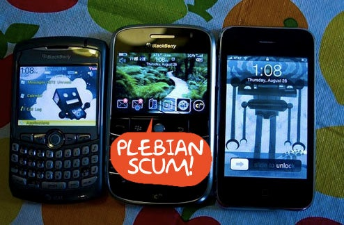 BlackBerry Bold Selling for $660 at Best Buy, Costs $169 to Build