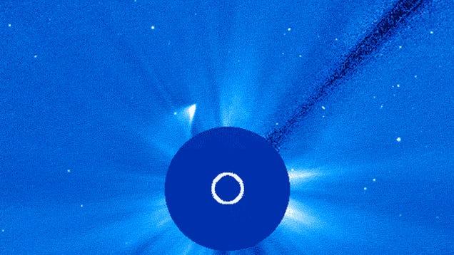 Nincs most jobb érzelmi hullámvasút az évszázad üstökösénél