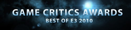And The Game Critics Best Of E3 Award Winners Are...