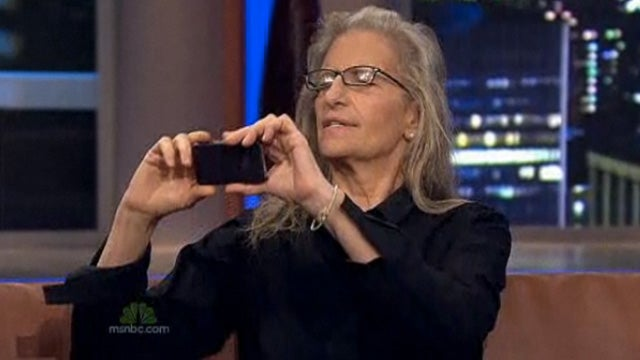 Legendary Photog Annie Leibovitz's Surprising Camera Recommendation