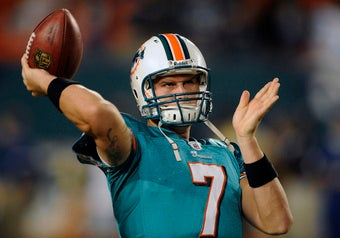 Chad Henne Blames The Quarterbacks When Receivers Get Hurt