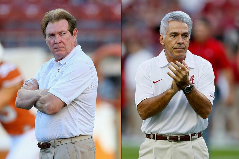 Nick Saban Will Not Be Replacing Mack Brown At Texas