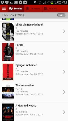 MoviePass Gallery