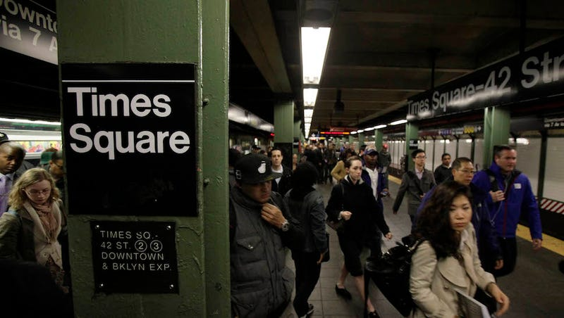 Woman Run Over By Three NYC Subway Trains, Survives Mostly Unscathed