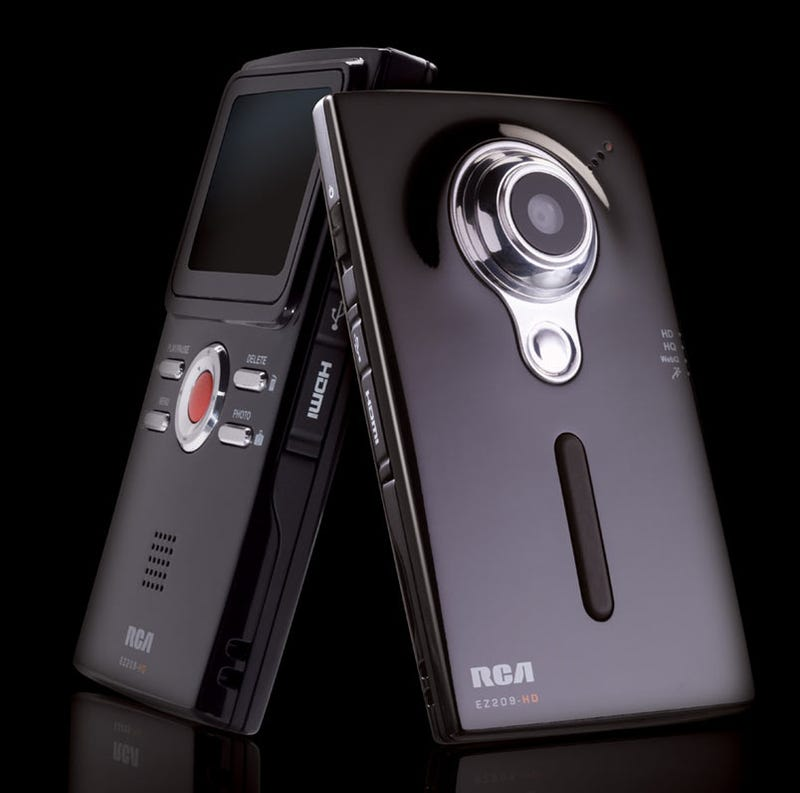 RCA Small Wonder EZ209HD: $120 MicroSD High Def Recording