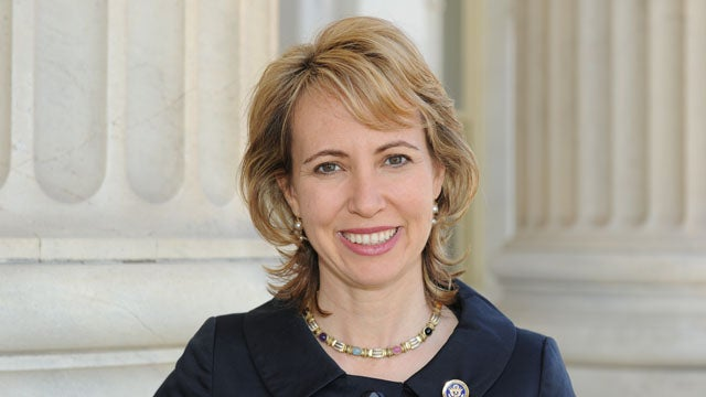 """""""This Is Still Gabrielle Giffords,"""" Says Staffer"""