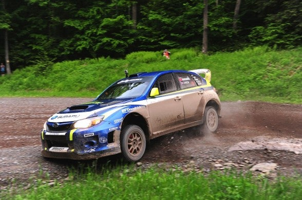 Rally of the 100 Acre Wood is this weekend and I can't sit still