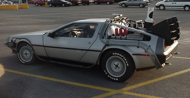 "Which Car Should Replace the DeLorean in a ""Back to the Future"" Remake?"