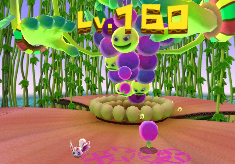 Namco Bandai Cooking Up The Munchables For Wii