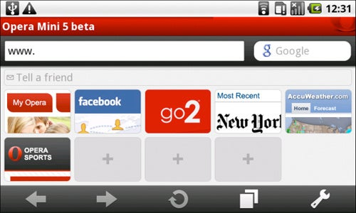 Opera Mini 5 Browser Beta Out Now For Android