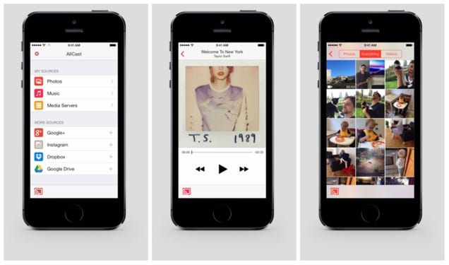 The TV Casting Wonder App Allcast Is Finally Here For iOS