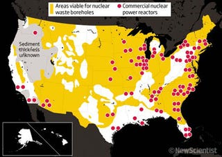 Where Should the US Store Its Nuclear Waste?
