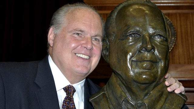 Rush Limbaugh Threatens to Leave Network Over Blame for Poor Ad Sales