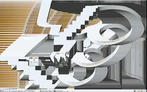 Art: Painting by Windows Error
