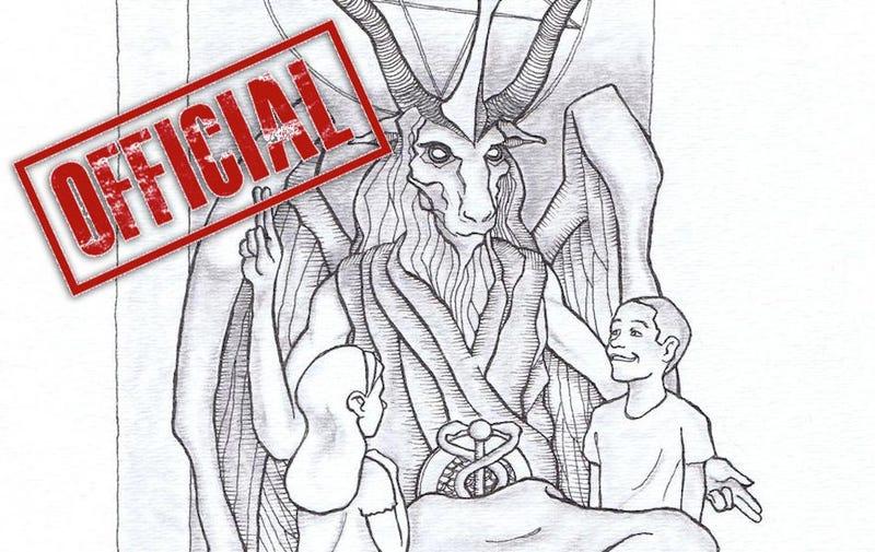 Satanists Unveil Design for Satanic Monument on Capitol Grounds