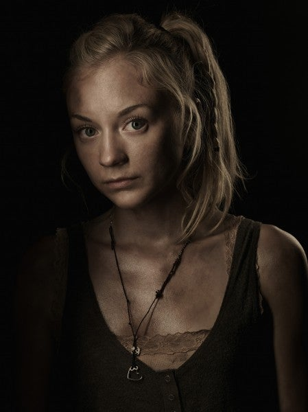 Love blossoms among the zombies in 40 new Walking Dead images