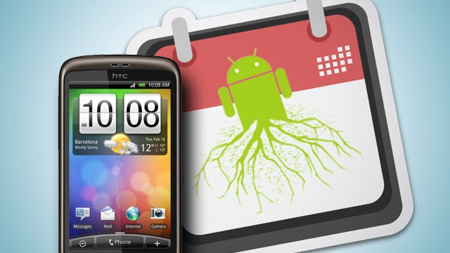 How to Root the HTC Desire [Out of Date]