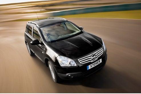 Nissan Qashqai+2 Revealed Ahead Of London Motor Show
