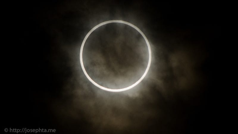 The Best Solar Eclipse Photos