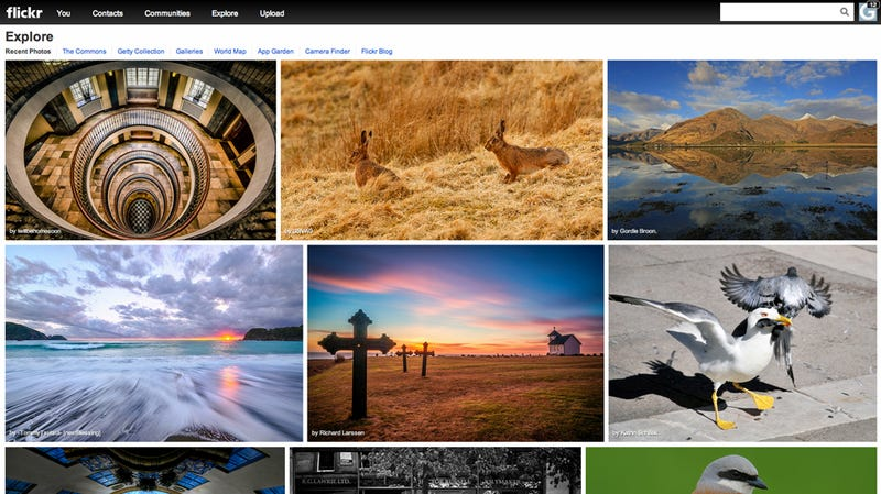 Flickr's Massive Redesign: Full-Res Photos, a Terabyte of Free Storage