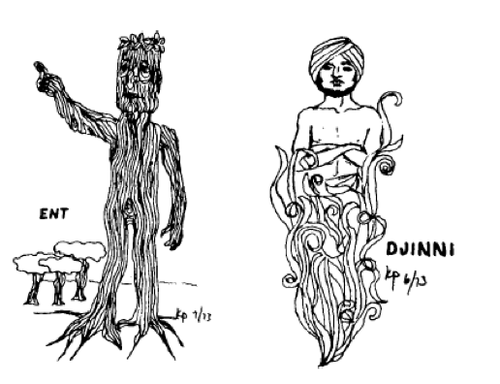 The Original Dungeons & Dragons Art Is Satanically Hilarious