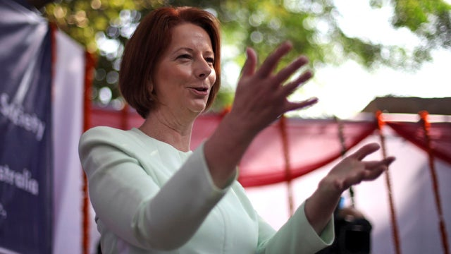 Australian Dictionary Redefines Misogyny After Julia Gillard Speech