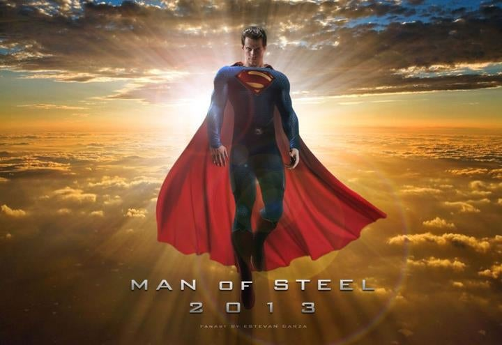 First Man of Steel footage shows a more alienated Superman