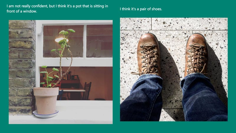 Microsoft's New AI Writes Captions For Your Photos—and It's Pretty Good