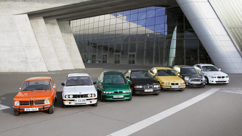 40 Years Of Playing With Electricity At BMW