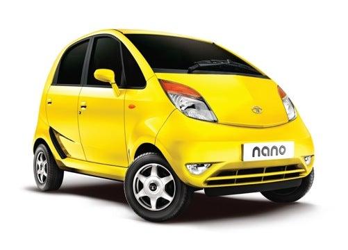 Sub-$2,000 Tata Nano Officially Cheapest Car