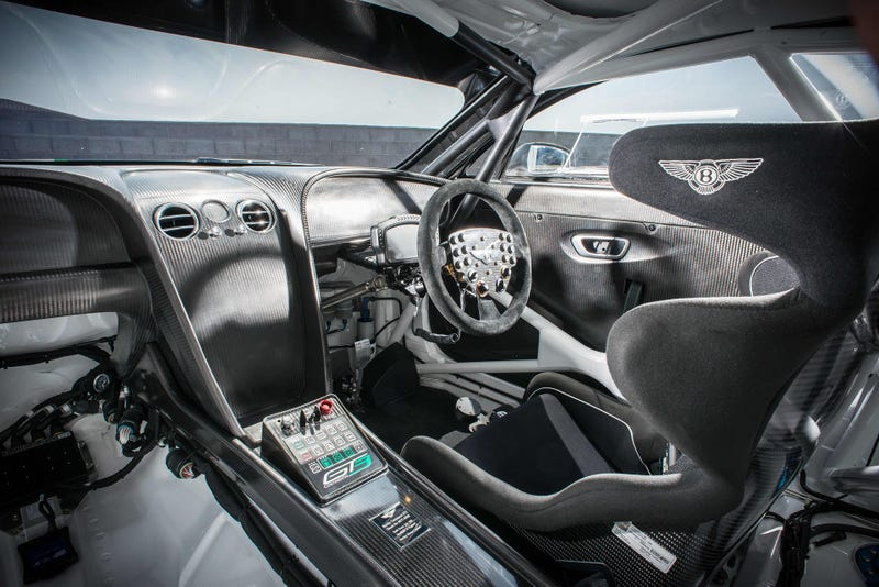 Bentley Turned The Continental Into A GT3 Track Monster