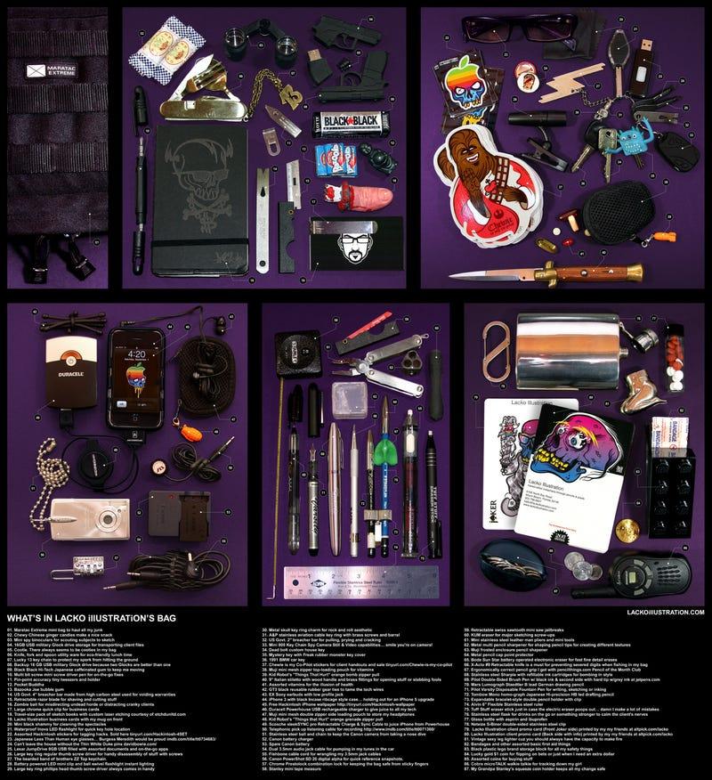Hacker Challenge Winner: A Beautifully Customized Bag