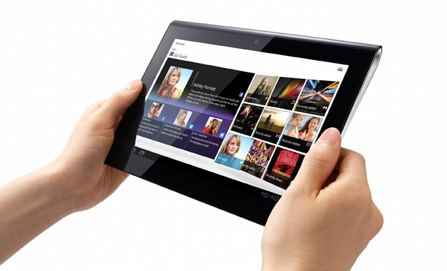 Sony S1 Tablet Gallery