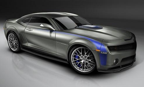 2010 Hennessey Camaro Boasts 705 HP Credentials, $109,000 Price Tag