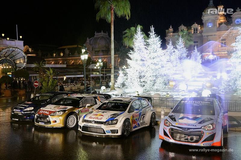 The Oppo 2014 World Rally Guide&Resource