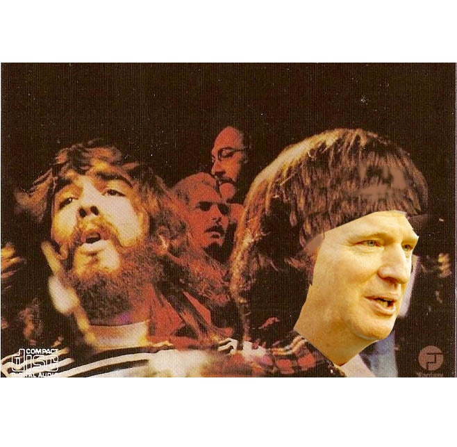 Lending Creedence to The Shield