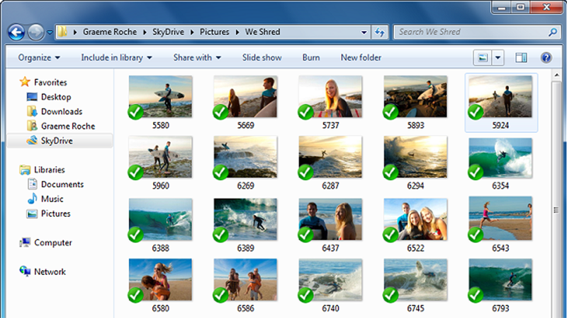Microsoft's New SkyDrive Apps Include a Preview for Mac OS X Lion