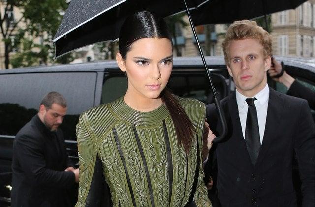 Where's Kendall Jenner's Goddamn Medal for Leaving a 30 Percent Tip?