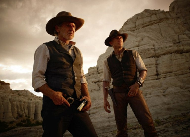 10 Amazing Things We Learned On The Set Of Cowboys & Aliens