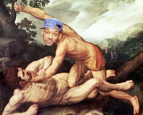 Will Smith To Star As The First Vampire Ever: Cain, From The Bible!