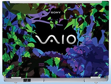 Sony Releases Colorful Vaio FZs Designed by Maya Hayuk