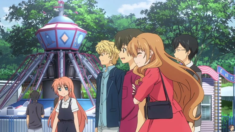 Golden Time's First Half Has Me by the Heart Strings