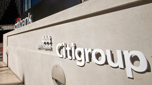 Citigroup to Cut 11,000 Jobs Just Before the Holidays