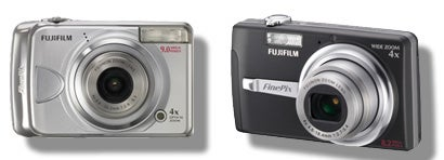 Fujifilm FinePix F480 Cheapie and the Even Cheaper A920