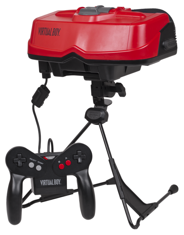 A Good Reason To Celebrate The Virtual Boy's 20th Anniversary