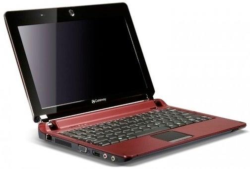 Gateway Ambles Downmarket With Ultra-Generic, Atom-Based LT2000 Netbook